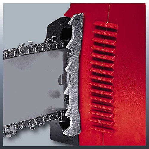 Einhell Akku Kettensäge GE-LC 18 Li Solo Power X-Change (Lithium Ionen, 18 V, 230 mm Schnittlänge, Oregon Kette und Qualitätsschwert, Kettenfangbolzen, ohne Akku und Ladegerät) - 4