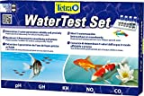 Tetra Water Test Set FreshWater Kit to Measure the Aquarium and Pond Ammonia, Nitrite and Ph Levels