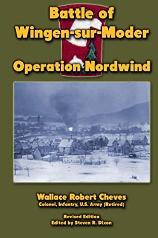 Battle of Wingen-sur-Moder: Operation Nordwind