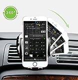 Avolare Handyhalterung Halter Auto Lüftung Lüftungsschlitz Belüftung Universale Autohalterung Phone Halter [einzigartiges Design, Hohe Qualität ] für iPhone,Samusung,Huawei,LG und mehr Bild 3