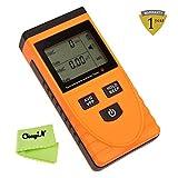 CkeyiN ® Detector de Radiación Electromagnética la Detección de Campo Eléctrico, Campo Magnético (Pantalla LCD)