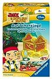 Ravensburger 23358 - Disney Jake and the Neverland Pirates, auf Schatzjagd - Mitbringspiel