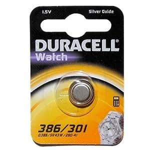 Duracell 386/301Batterie non-ricaricabile