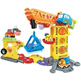VTech Baby Toot-Toot Drivers Construction Site - Multi-Coloured