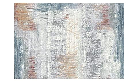 Tapis moderne multicolore doux au toucher Laguna 63393–6656Tapis Tendance cm.240x330 LAGUNA 63393-6656