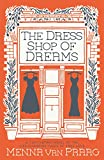 The Dress Shop of Dreams by Menna van Praag front cover