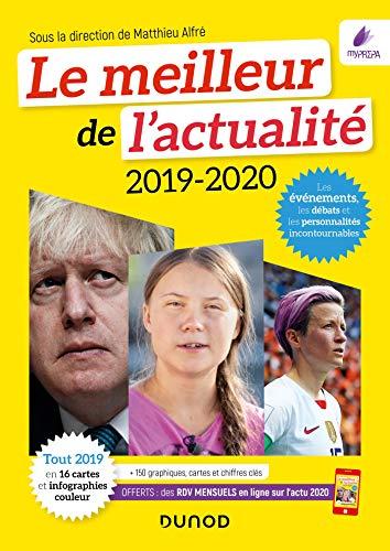 Le meilleur de lactualité 2019-2020 : Concours et examens 2020 + ...