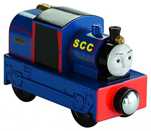 Mattel Fisher-Price BDG07 - Thomas und seine Freunde Timothy - Holz Lokomotive