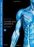 Cunningham's Manual of Practical Anatomy VOL 2 Thorax and Abdomen (Oxford Medical Publications)