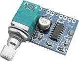 Yeeco PAM8403 Mini 5V Digital Verstärker Tafel Audio Leistung Ampere USB 5V Energieversorgung mit Schalter Potentiometer