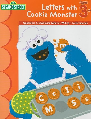 Letters with Cookie Monster (Sesame Street) (Cookie Monster Letter)