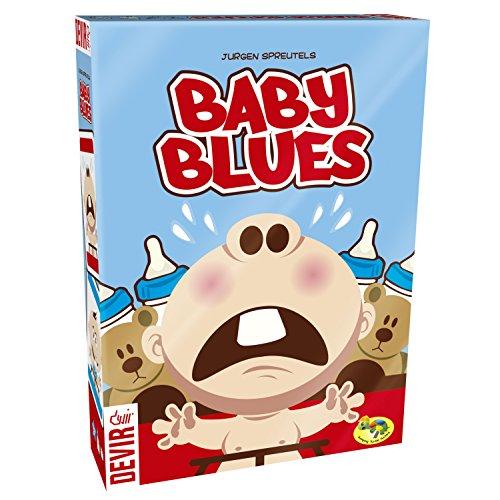 Devir - Baby Blues, Juego Cartas BGBABY