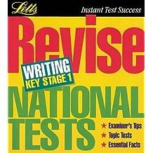KS1 Revise National Tests: English Writing: Revise National Tests Writing Key Stage 1 by Lynn Huggins-Cooper (1999-01-21)