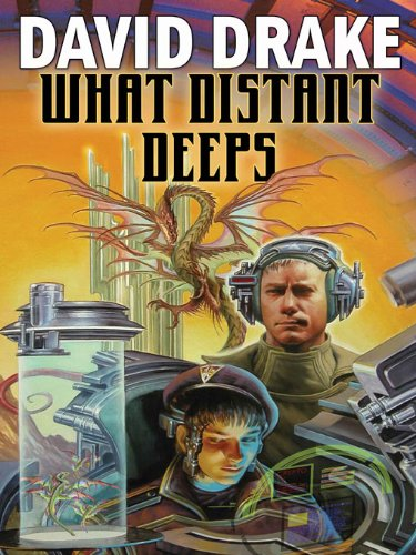 What Distant Deeps (Lt. Leary Book 8) (English Edition)