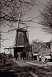 507089 Outside Dutch Farm Netherlands 1945 Grant DND PA 137903 A4 Photo Poster Print 10x8