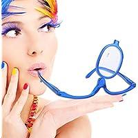 Brillen, Make up Brillen, Lupen Make up Brillen, Einzellinsen Drehbrillen, Wesentliche Werkzeuge für das Weibliche Make up(#3)