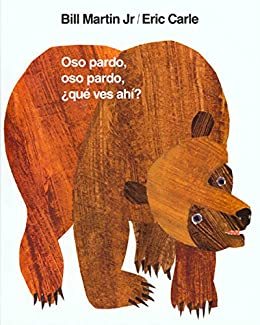 Oso pardo, oso pardo, ¿qué ves ahí? (Brown Bear and Friends)