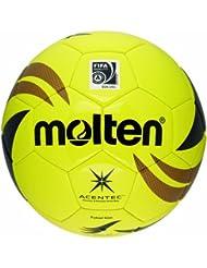 Molten VGI-5000A Ballon de futsal (football en salle) Jaune/or/noir