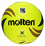Molten Futsal VGI-5000A, Gelb/Gold/SChwarz