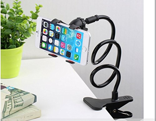 Captcha-Certified-Flexible-Mobile-Holder-With-Snake-Style-StandFlexible-Usb-Lamp-LightUsb-Portable-Fan-Compatible-for-Mi-Redmi-Note-4G1-Year-WarrantyCOLOR-MAY-VARY