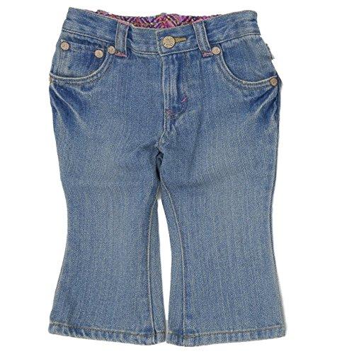 Levi's Kinder Baby Mädchen Premium Jeans Hose Flare Starlight Classic Fit Stretch 80 (Levis Premium-denim)