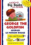 Early Start Big Book CD-ROM George the Goldfish - French