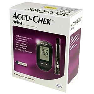 Blutzuckermessgerät Sets von Bayer und Accu-Chek mit Pulsoximeter Pulox PO-200