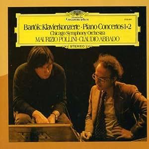Bartok : Concertos pour piano n° 1 et n° 2 - Deux Portraits
