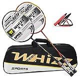 Carbon Fiber Badminton Racket Set, Whizz Graphite Racquet - Best Reviews Guide