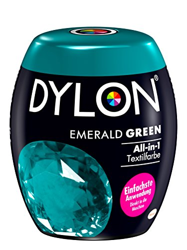 DYLON Emerald Green - Dyepod, 1er Pack (1 x 350 ()