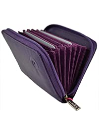 Mala ORIGIN Collection Leather Credit Card Holder With RFID Protection 552_5