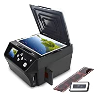 DIGITNOW! 22MP Film & Photo Scanner, 35mm Negative/Slide/Film/Photo to Digital Converter for Save in SD Card, Free 8GB Memory Card