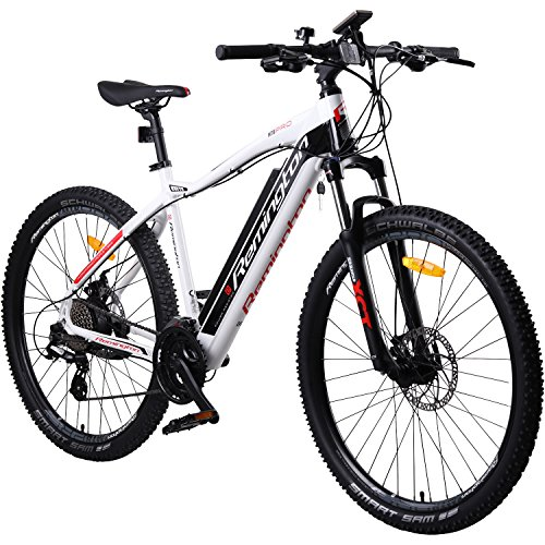 REMINGTON Rear Drive MTB E-Bike Mountainbike Pedelec, F… | 04250845924498