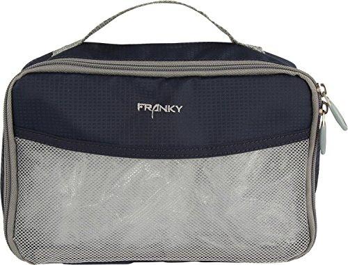 Franky Travel Pack ayuda pequeño azul azul