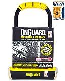 Best Bike Ulocks - Onguard Pitbull Standard STD 8003 Bike U-Lock Review