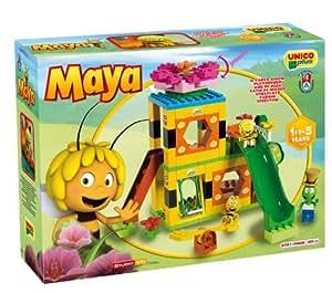 Mgm - 108581 - Jeu De Construction - Abeille Maya Parc - 101 Pièces