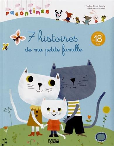 Les Racontines : 7 histoires de ma petite famille