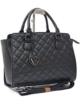 Vain Secrets HENKEL Handtasche mit Schulterriemen