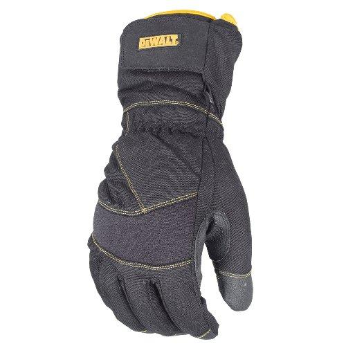 Dewalt-arbeits-handschuhe (Dewalt EXTREME Zustand 100g Isolierte kaltem Wetter Arbeit Handschuh, DPG750L)