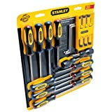 Stanley - 20-Piece Screwdriver Set Image