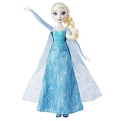 Frozen - Muñeca transformación real de Elsa (Hasbro B9203EU4) por Hasbro