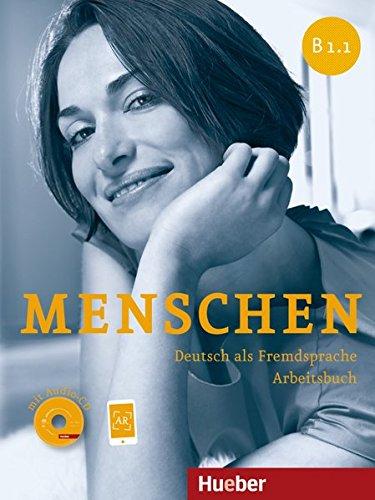 Menschen B1/1. Arbeitsbuch. Per le Scuole superiori. Con CD Audio. Con espansione online: MENSCHEN B1.1 Ab+CD-Audio (ejerc.): 2
