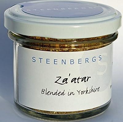 Za'atar Spice Blend Standard Jar 55g Zatar , Zaatar by Steenbergs