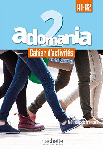 Adomania. Cahier-Parcours. Per la Scuola media. Con CD. Con espansione online: 2
