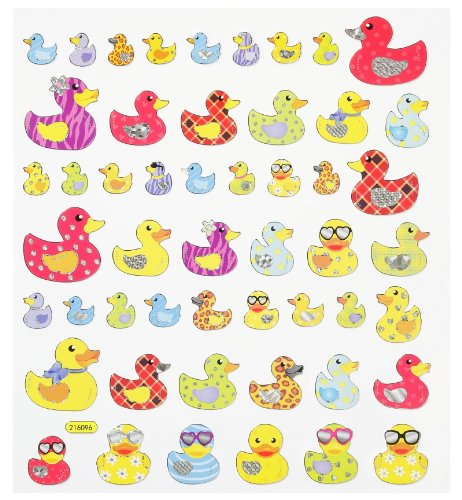 Hobby Design Sticker * Quitsche Ente Enten * Aufkleber 3452344