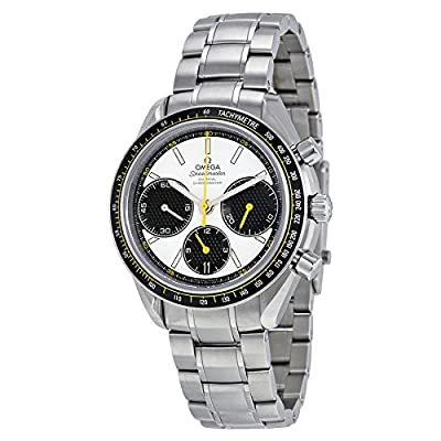 OMEGA Men's Speedmaster 38mm Steel Case Automatic Watch 326.30.40.50.04.001