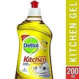 #4: Dettol Healthy Kitchen Dish and Slab Gel, Lemon Fresh- 200 ml