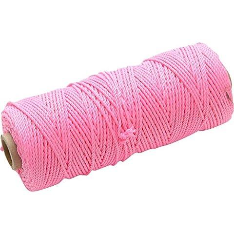 Advanced PRO-SPEC® High Vis Nylon Brick Line 105M - Pink (1) - Min 3yr Warranty