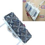 FidgetGear semiconductor refrigerazione Acqua radiatore termoelettrico Peltier Raffreddamento