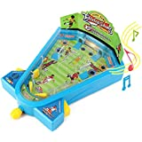 Electronic Pinball Board Games Soccer Marble Toys Mini Tabletop Football Shooting Games Activity Toy with Light&Music for Kids Learning by Wishtime